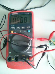 Module voltage